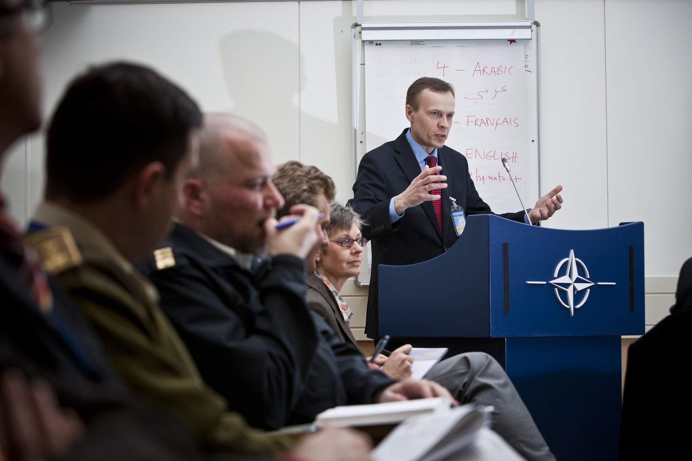 NATO energy