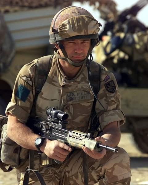 Soldier Iraq