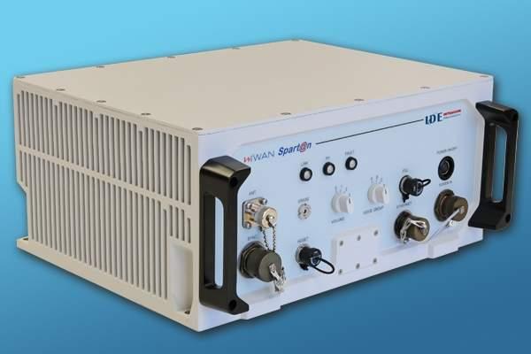 spartan wideband radio