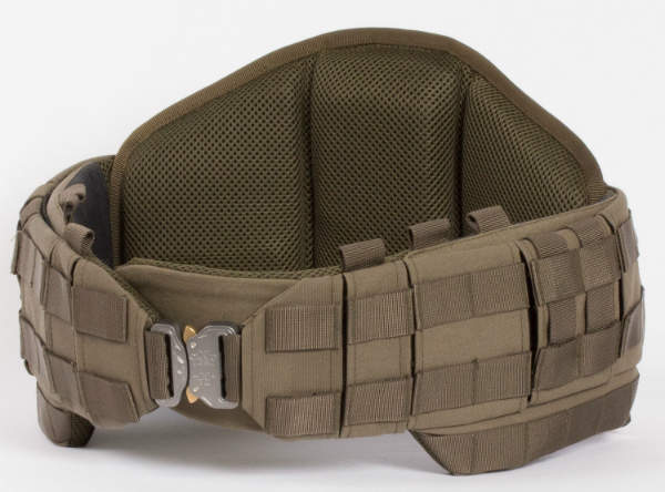 Verseidag Ballistic Protection's TACTICUM Battle Belt