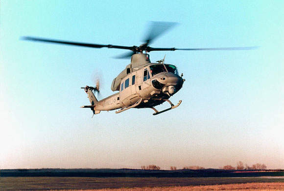 100 UH-1Y utility helicopters are being built for the USMC.