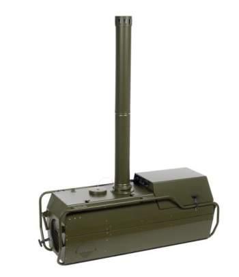 portable air heater