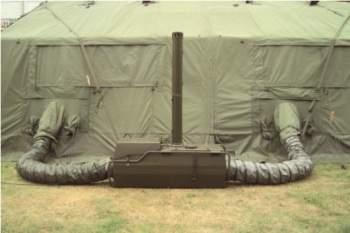 VAM 15 MK heater