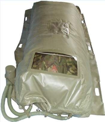 Casualty Bag Vbs 93 With Nbc Ventilating Equipment Sbv 93