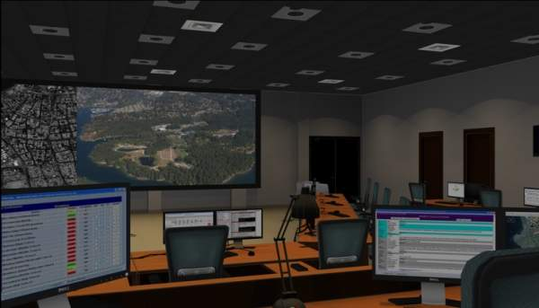VWF control room