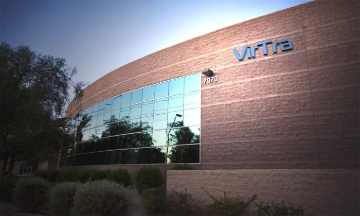 virtra building