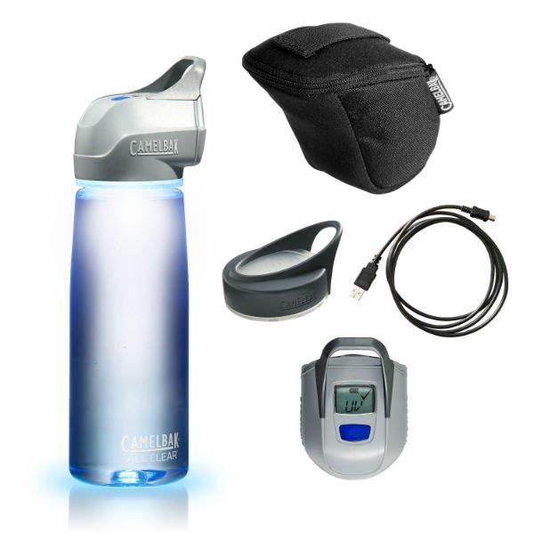water purification bottle