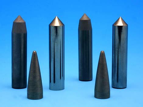 Tungsten carbide core cartridges