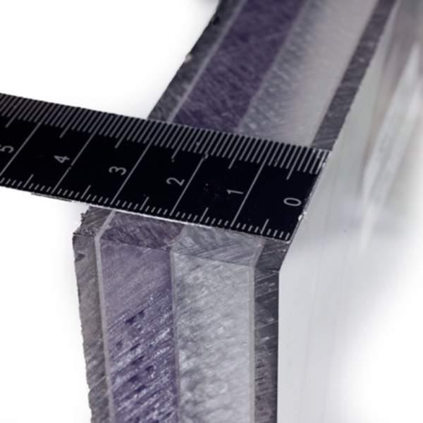 Ballistic laminates (polymers)