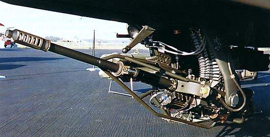 M230 Chain Automatic Machine Gun