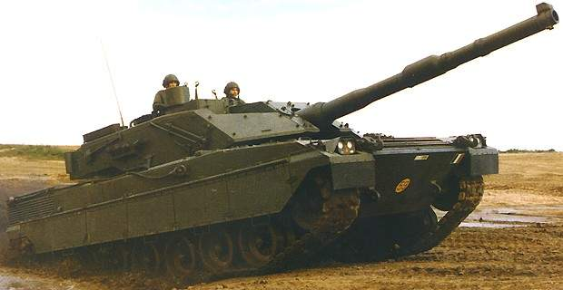 The C1 Ariete MBT
