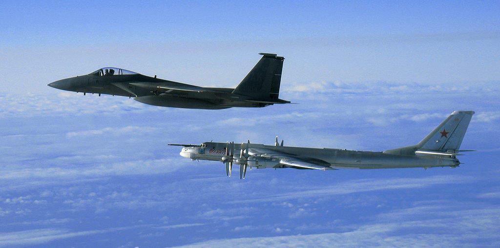 US Air Force McDonnell Douglas F-15C Eagle