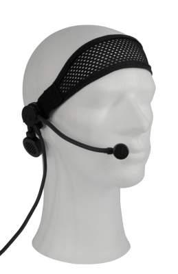 audio gooseneck for headset