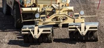 super lightweight roller system