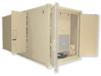 electronic equipment shelter