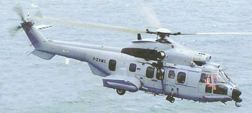 A French Cougar Mk. 2.