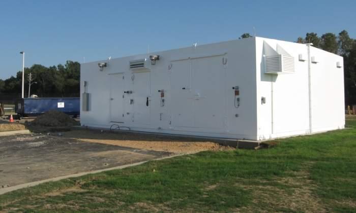 duplex ammunition storage vault