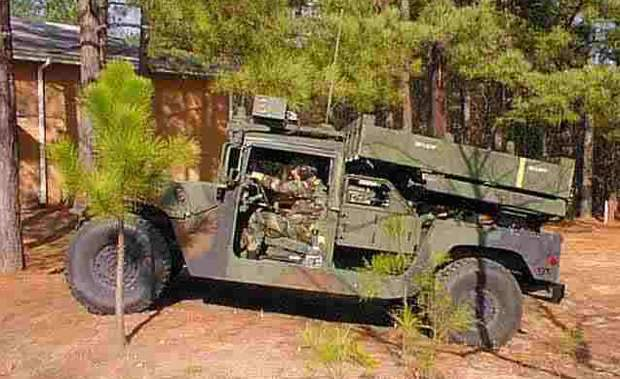 Teamed with Raytheon is Systems & Electronics, Inc. who are responsible for carrying out the analysis and modification of the HMMWV.