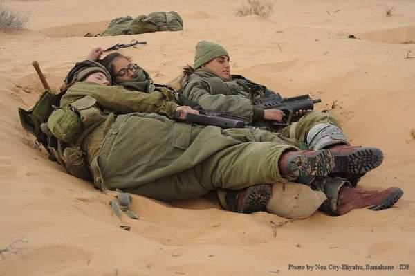Israeli Defence Force soldiers
