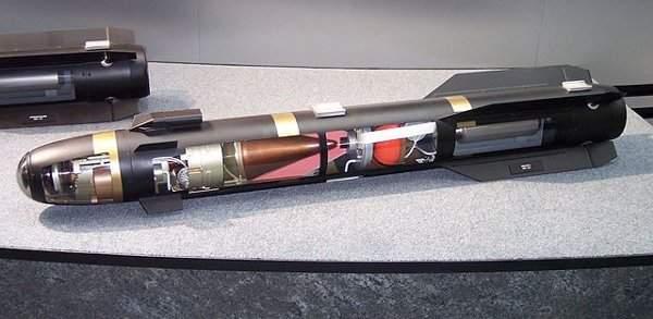 Lockheed Martin Hellfire II