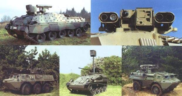 Anti Tank Missile System Images