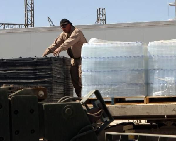 military operations logistics