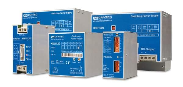AC/DC DIN-Rail Power Supply