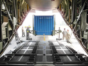 aircraft loading systems