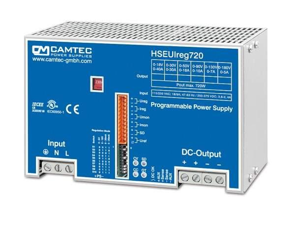 Programmable AC/DC DIN-Rail