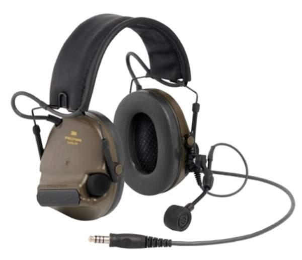 3m Peltor Army Technology