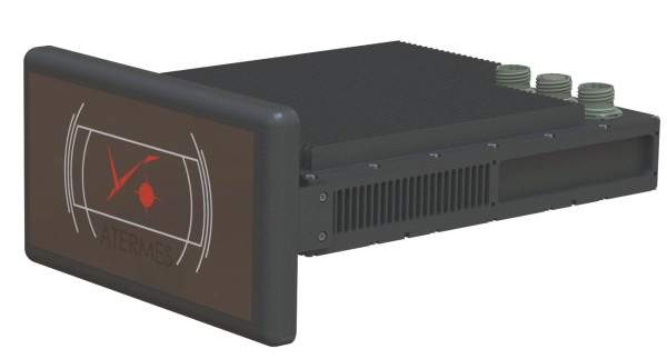 small 2D doppler radar.