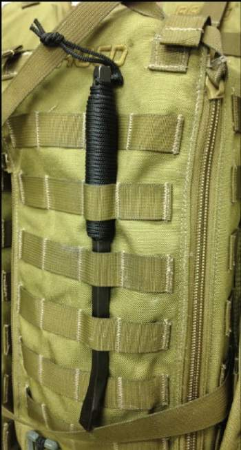 Jimmy tactical pry bar
