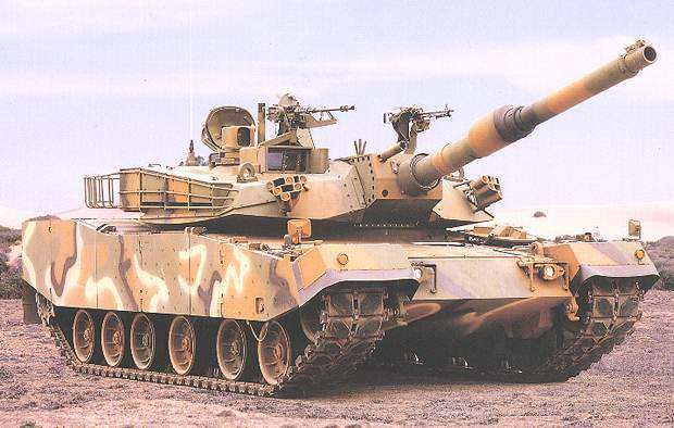 The K1A1 main battle tank is the new tank for the Republic of Korea Army