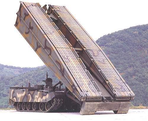 K1's Vehicle Launch Bridge