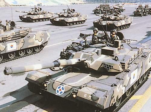 K1/A1 Battle Tank