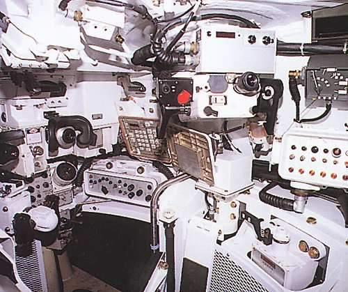 K1/A1's Commander Station