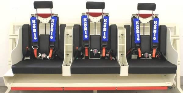 KSMS3 Modul-Seat-System