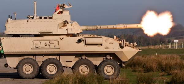 LCTS 90MP weapon system