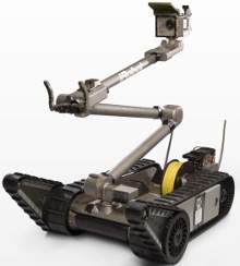 Detect and diffuse – The top 5 military robots for explosive ordnance disposal