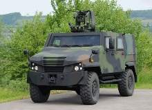 The world's best light armoured vehicles