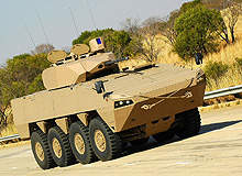 The world's 10 best armoured personnel carriers
