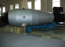 Countries with the biggest nuclear weapon stockpiles