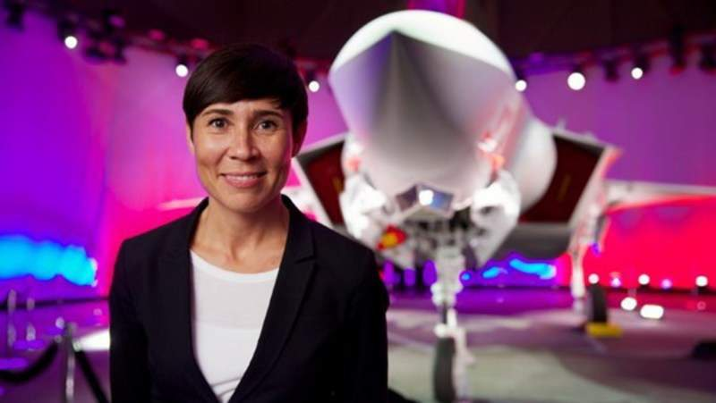 Norway Minister of Defence