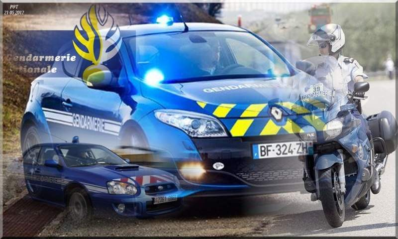 french gendarmerie