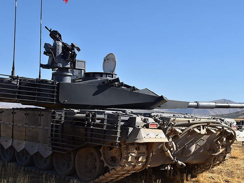 Karrar Main Battle Tank - Army Technology
