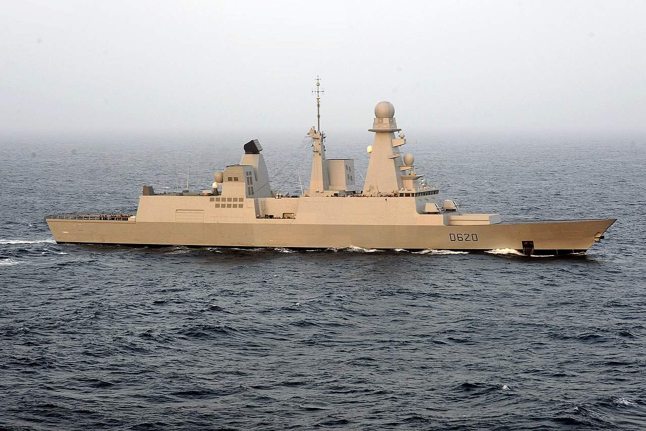 FINCANTIERI and NAVAL GROUP 3