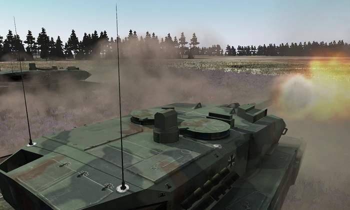 Gunnery_combat_training