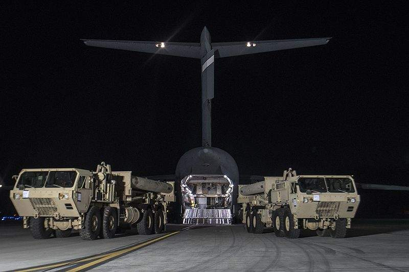 THAAD_launchers