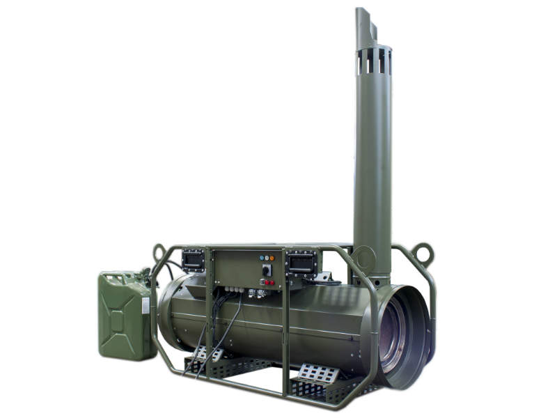 Thermobile-8-army-portable-heater