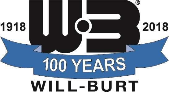 Will-Burt 100th Anniversary Logo